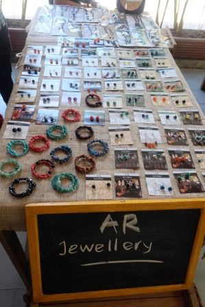 AR Jewelry : natural stones jewelry