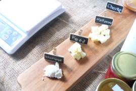 Mazaraat Artisan Cheese : testers